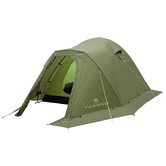 Tenda Ferrino Gobi 3 posti Mod 91198 Verde