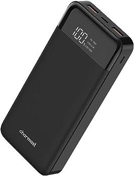 Charmast 20,800mAh USB-C Portable Battery Pack