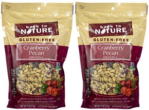 Back to Nature Granola - Cranberry Pecan - 11 oz - 2 - Granola Cranberry Pecan