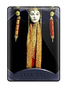 New Style Tpu Air Protective Case Cover/ Ipad Case - Star Wars Episode I Phantom Menace People Movie