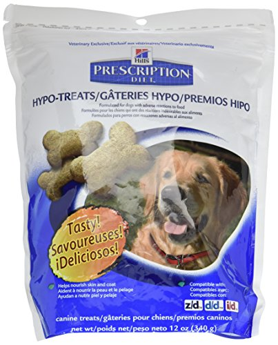 Hill's Prescription Diet Hypoallergenic Canine Treats - 12oz