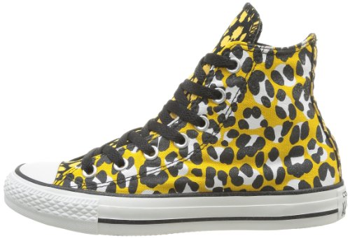 oro Donna Ani Giallo Taylor Ox Converse Sneaker Print Chuck fq84ax