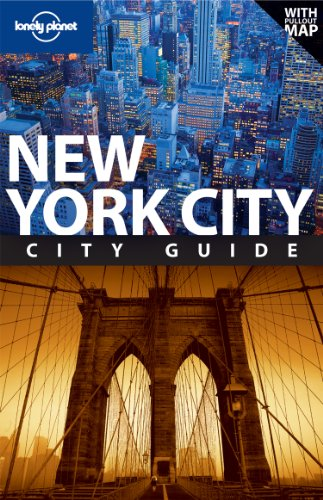 New York City (Lonely Planet City - Village Nj Liberty