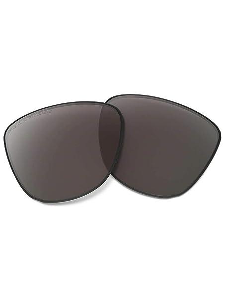 Oakley FROGSKIN 43-420 BLACK IRIDIUM POLARIZED Kit de lente ...