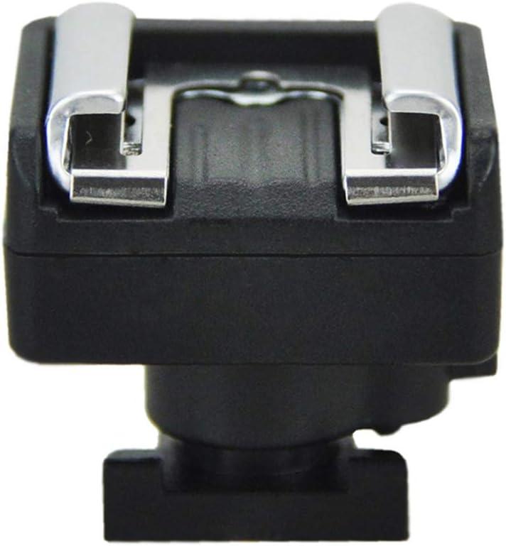 HF S21 HF S20 JJC Mini Advanced Shoe to Universal Shoe Mount Converter for Canon Legria HF S10 HF S30 HF S200 HF S100
