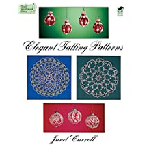 Elegant Tatting Patterns (Dover Knitting, Crochet, Tatting, Lace)