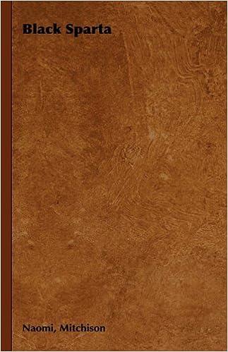 Easy english book download Black Sparta 1443734780 PDF