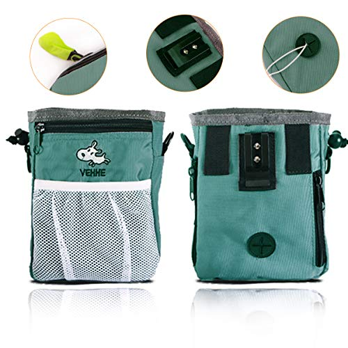 VEHHE Dog Treat Pouch Multi Design