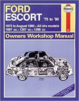 Ford Escort (75 - Aug 80) Haynes Repair Manual: Amazon.es: Haynes Publishing: Libros en idiomas extranjeros