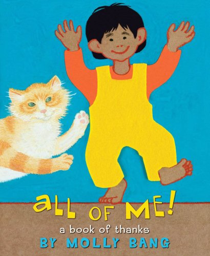 All of Me!: A Book of Thanks