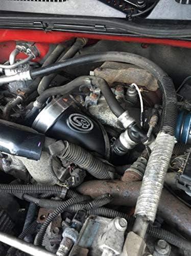 S/&B Filters 76-1006B Chevrolet GMC LLY Diesel Engine Turbo Mouthpiece