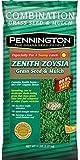 Grass Seeds Seed Mulch Zoysia Zenith Pennington Garden Lawn Ornamental
