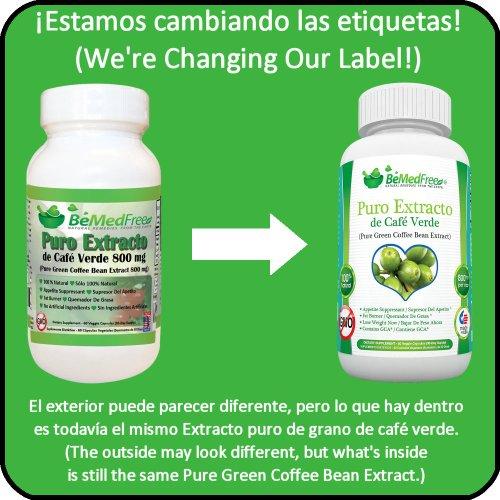 Green coffee pastillas para adelgazar