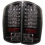 Spyder Dodge Ram 1500 02-06/ Ram 2500 02-05 /Ram 3500 02-05 LED Tail Lights - Black