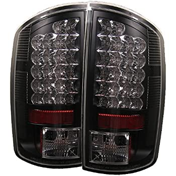 Spyder Dodge Ram 1500 02-06/ Ram 2500 02-05 /Ram 3500 02-05 LED Tail Lights - Black