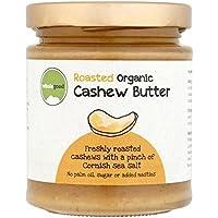 Wholegood Organic Cashew Nut Butter 170g (Pack of 4)