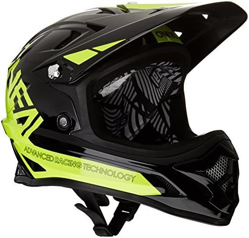 O Neal Backflip Rl2 Helm Bungarra Schwarz Neon Gelb Hi Vis Fidlock Dh Fr Mtb Downhill Fahrrad 0500 20 Größe Xl 61 Cm Sport Freizeit
