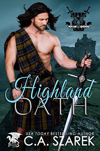 Highland Oath (Highland Treasures Book 1)