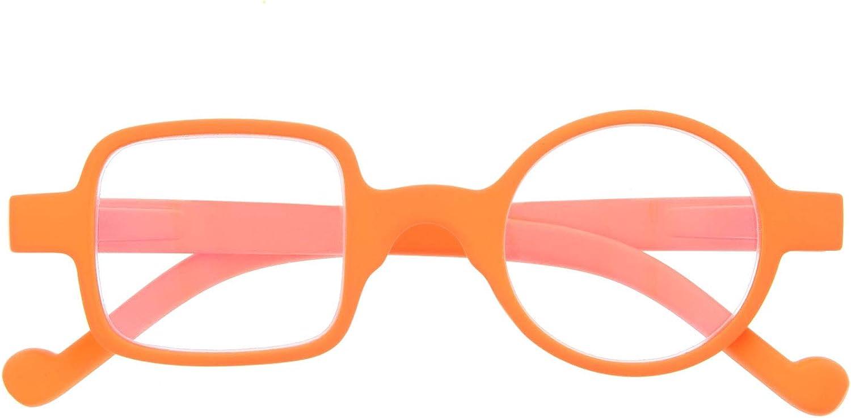 DIDINSKY Gafas de Presbicia con Filtro Anti Luz Azul para Ordenador. Gafas Graduadas de Lectura para Hombre y Mujer con Cristales Anti-reflejantes. 6 colores y 6 graduaciones – DALI