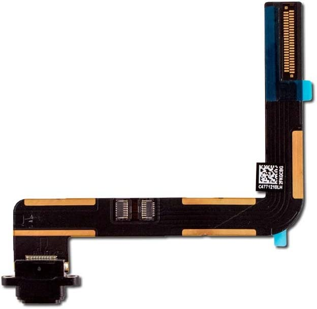FOR iPad Air 5 Charger Charging Port Connector Dock Flex Cable Black