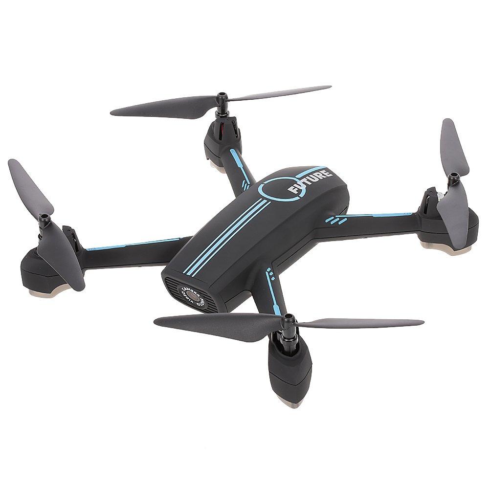 Goolsky JXD 528 720P Cámara WiFi FPV GPS posicionamiento Waypoint Fly Altitude Hold RC Quadcopter