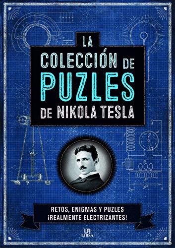 Colección de Puzles de Nikola Tesla, La (Enigmas) por Richard Galland,Jiménez García, Alberto