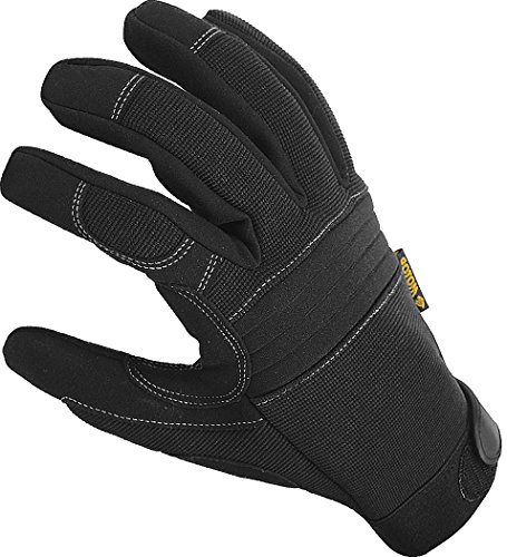 Durable Padded Work Gloves