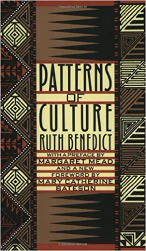 Patterns Of Culture Amazoncouk Ruth Benedict 40 Books Inspiration Patterns Of Culture