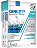 Plancess Study Material Chemistry for JEE Main & Advanced, Class 11, Set of 4 Books, 2ed