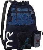 TYR Big Mesh Mummy Backpack (Navy)