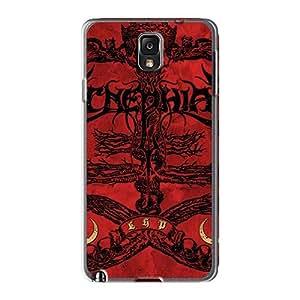 Samsung Galaxy Note3 KYL6318JvqS Provide Private Custom Beautiful Moonspell Band Morbid God Pattern Shock-Absorbing Hard Cell-phone Case -AlissaDubois