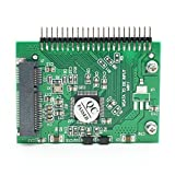 QNINE mSATA SSD to 1.8 inch 44 Pin IDE Adapter