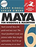 Maya 6 for Windows and Macintosh, Danny Riddell and Adrian Dimond, 0321247469