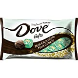 DOVE PROMISES Milk Chocolate Holiday Mint Cookie, 7.94-Ounce Bag
