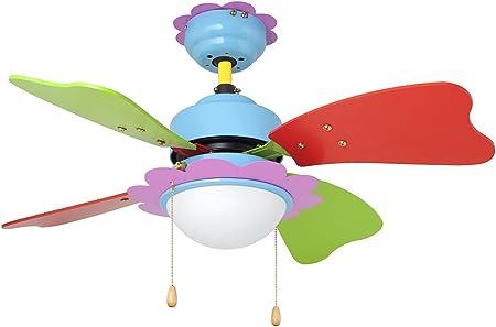 Orbegozo CC06275 Ventilador de Techo con luz, 3 velocidadesaspas ...
