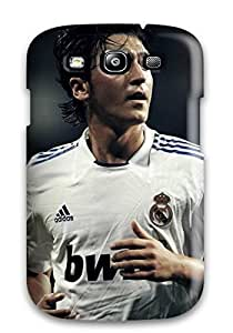 First-class Case Cover For Galaxy S3 Dual Protection Cover Mesut Ozil Muslim