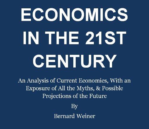 Economics in the 21st Century