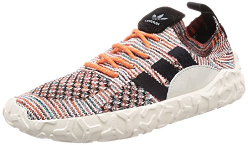 F ATRIC Black Adidas Primeknit Trace Orange Black 22 Orange qt00nd