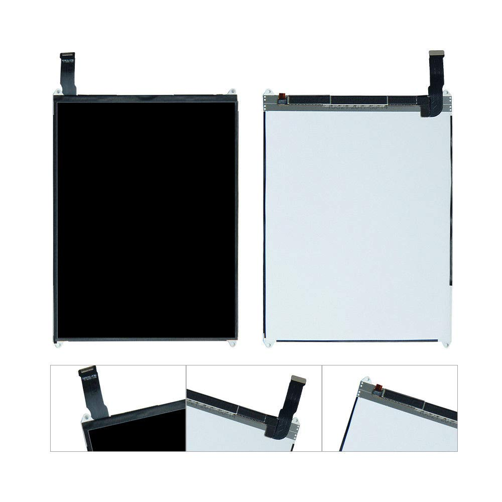 BESTeck LCD Replacement Screen Display Compatible for Apple iPad Mini 1/2 A1489 A1490 A1491 A1599 A1600 A1601 with Tools by BESTeck (Image #2)