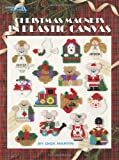 Christmas Magnets in Plastic Canvas, Dick Martin, 1609000293
