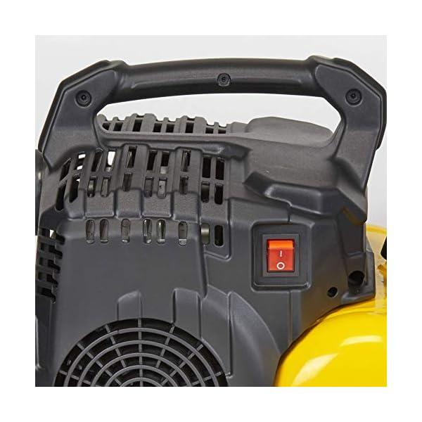 Stanley B2BE104STN703 Compresor silencioso, 750 W, 230 V, Giallo