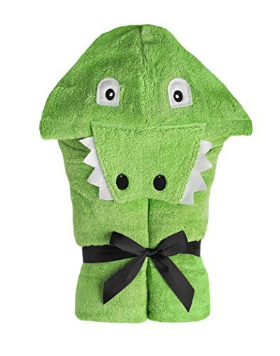 Yikes Twins Child Hooded Towel - Alligator by Yikes Twins [並行輸入品]   B00ZVFKIOM