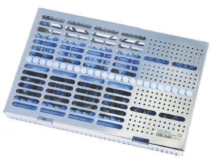 Price comparison product image Instrument Cassette 12 capacity