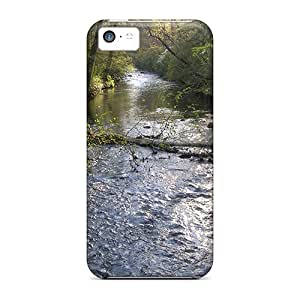 New My River Cases Covers, Anti-scratch BeverlyVargo Phone Cases For Iphone 5c