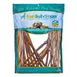 12 Inch Standard Made in the USA Bully Sticks - 25 Pack