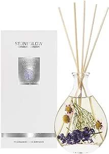 Stoneglow Natures Gift 2019 Difusores de Varillas – Varios Aromas (jardín de Campo inglés): Amazon.es: Hogar