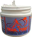 Trail Toes: Phenomenal Ultra-Extreme, Anti-Friction Foot and Body Cream 1 Pack of 2 oz - 4