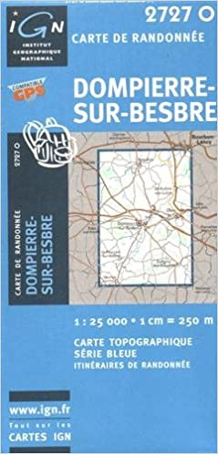 Lire un 2727o Dompierre-Sur-Besbre pdf epub