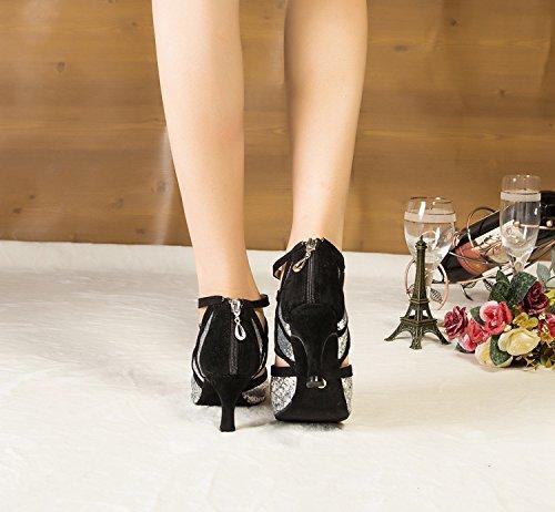Miyoopark - salón mujer Silver-7.5cm heel
