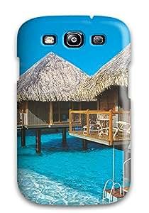 Galaxy Case Cover For Galaxy S3 Retailer Packaging Bora Bora Protective Case